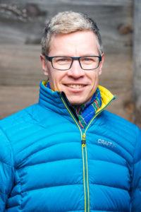 Mattias Berglund, Utvecklingsnod Sápmi. Foto: Mikael Martinsson